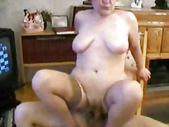 hardcore, russian, mommy, cumshot, mom, facial, mature, stockings,