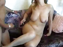 Thumbmail - Milf with bouncy natur...