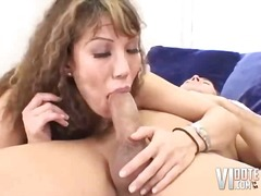 oral, deep, brunette, deepthroat