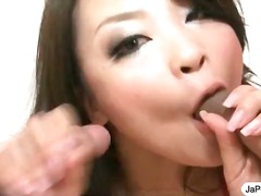 brunette, threesome, blowjob, tits, milf, japanese, oral, amateur, big