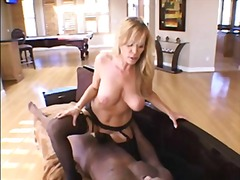 interracia, interracial, milf