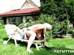 Fat czech mistress monika blond