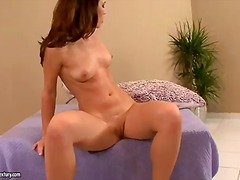 masturbation, betty saint, shaved