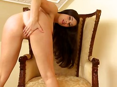 PornSharia Movie:Dirty and curvaceous brunette ...