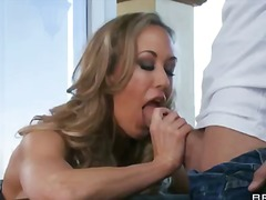 Brandi love gets bange... preview