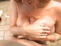 BeFuck Movie:Darla crane is rubbing oil on ...