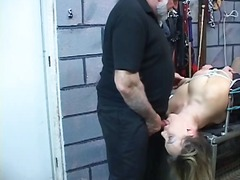 See: Chubby bdsm slut gets ...