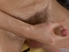 Boy Friend TV - Polish adam unloads his nuts