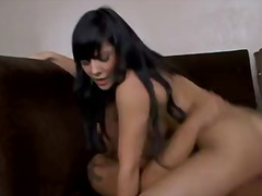 Horny lady with amazin... video
