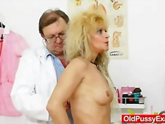 pussy, wife, hospital, milf, closeup, doctor, examination, vagina, check, speculum