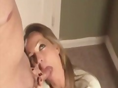facial, milf, tits, blonde, housewife, fucking, homemade, mommy, cougar, mother
