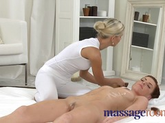 Massage rooms freckled beauty has dee...