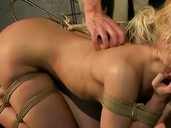 extreme, girls, video, bondage