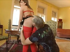 Thumb: Donna bell anal action