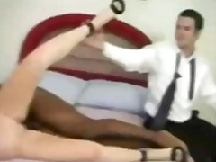 Guy is made to watch h...