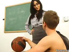 Big tit teacher diana ...