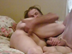 milf, amateur, cream, piercing, pie, creampie
