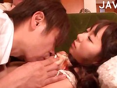threesome, sleep, stockings, japanese, hairy