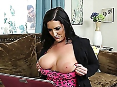 big, milf, boobs, straight, dick