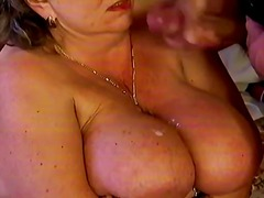 milf, bbw, older, threesome, grandma