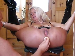 German wife rectal hol... preview