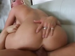 Alpha Porno - Incredibly hot blonde ...