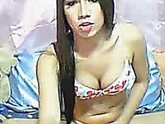 webcam, masturbation, shemale, dick