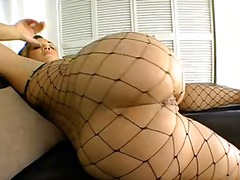 Sexy and big ass brune...