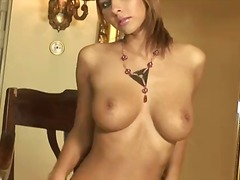 busty, small tits, big cock,