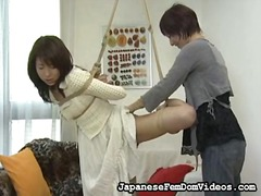 Yobt Movie:Oriental female domination vid...
