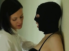 Secret babes suck strap on... - 05:00