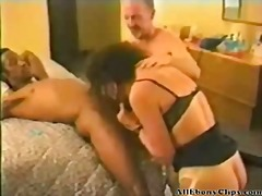 oral, ebony, threesome, bisexual