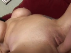 jerking, big boobs, pornstar,