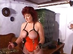 Extreme milf mother gr...