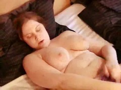 Thumb: Horny wife fucks her p...