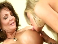 Thumb: Mature housewifes play...