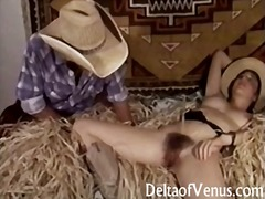 Vintage porn 1970s - hairy... - 16:59