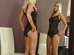 Angel faced blonde mie... video
