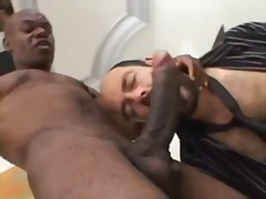 Beafy interacial guys fucking