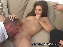 Wife turns into hot ny...