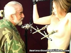 Yobt Movie:Bondage sex is what this porno...