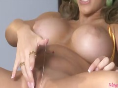 Jenna presley is consu... video
