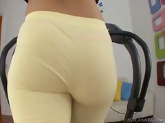 Hardcore anal scene with an amazing and hot bombshell named remy lacroix