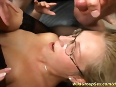 gangbang, group, german,