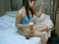 Private Home Clips - sexually excited and w...