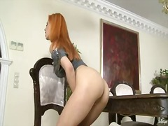 Ariel is a redhead nymph from