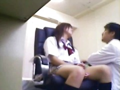 Schoolgirl hypnosis sex with doctor