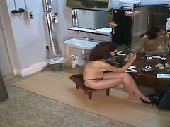 Homemade voyeur topless girl - 20:12