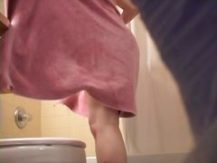 Voyeur Hit Movie:Voyeur cutie in shower