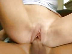 Busty milf mounted fuck  video